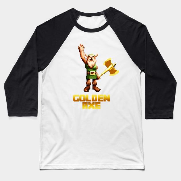 Gilius Thunderhead Golden Axe Video Game T Shirt
