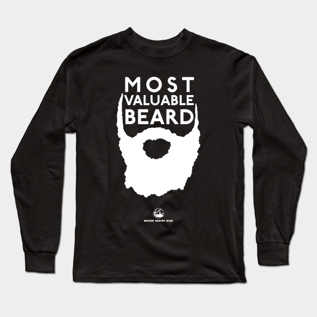 Most Valuable Beard - Black