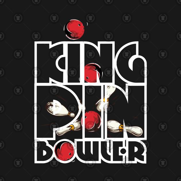 King Pin Bowler Bowling