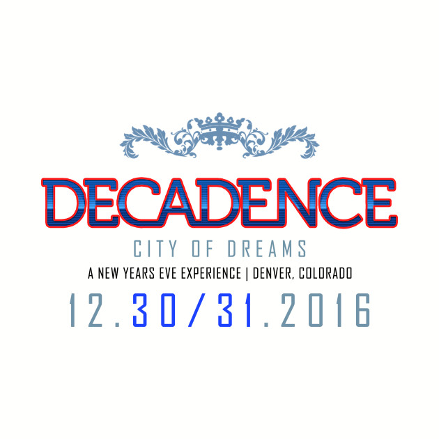 DECADENCE FESTIVAL 2016