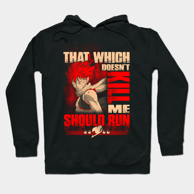 That which doesn't kill shoud run