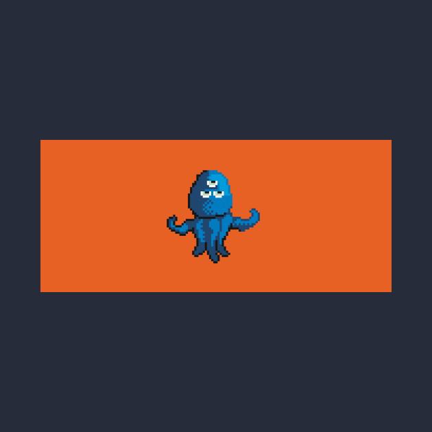 Octopus on Pixel
