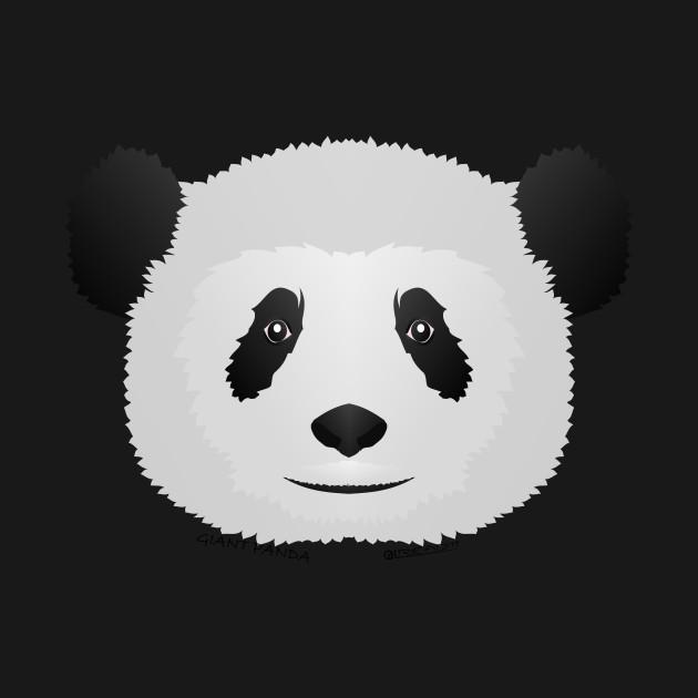 Baby Panda Face