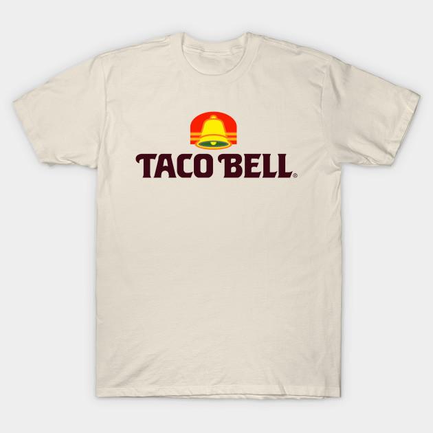 Taco Bell Logo taco bell logo - taco tuesday - t-shirt | teepublic