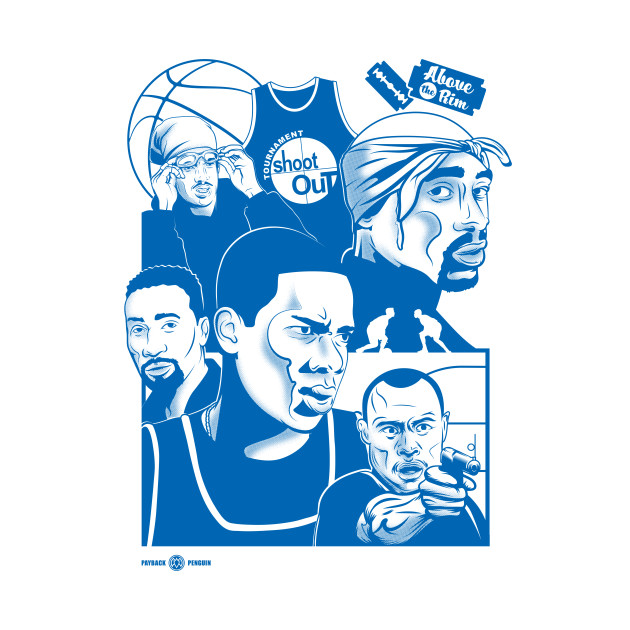 Above the Rim - Blue