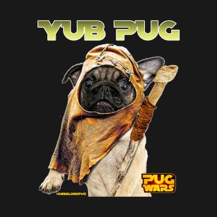 Yub Pug t-shirts