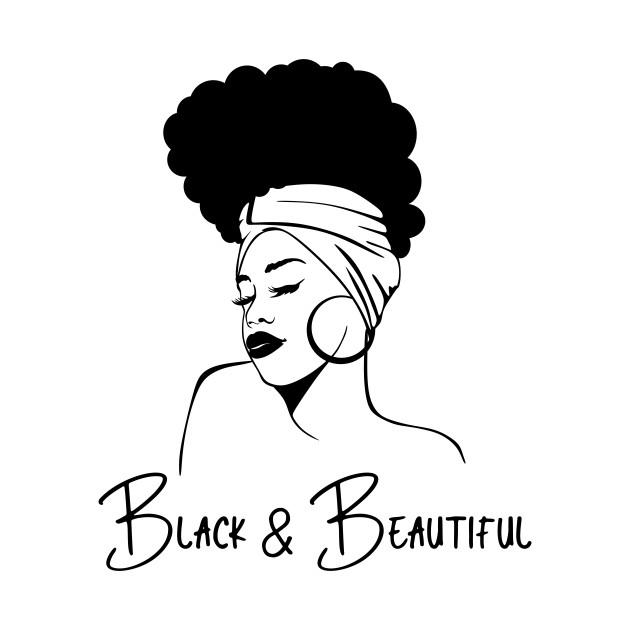 Black and Beautiful, Black Woman