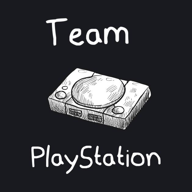 Team Retro Playstation 1 Gamer