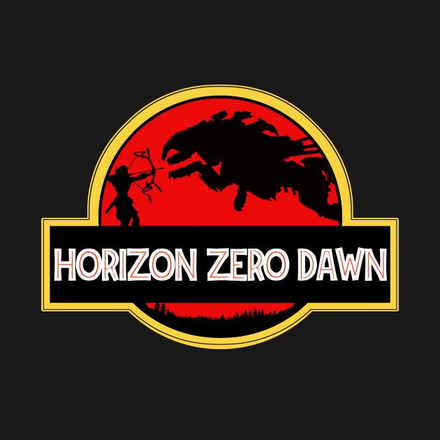 Horizon Zero Dawn - Jurassic Park (Ver.2)