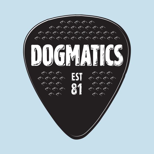 Dogmatics EST 81 Guitar Pick