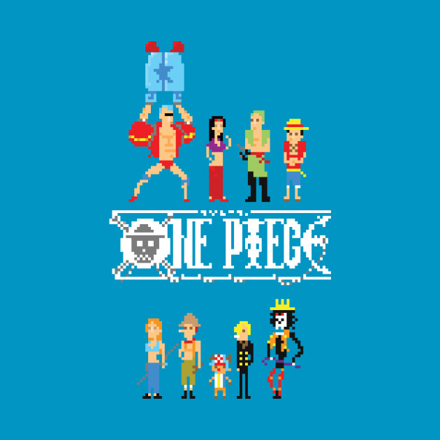 One Piece Pixel