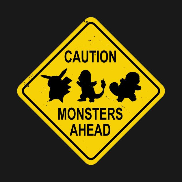 Monsters Ahead!