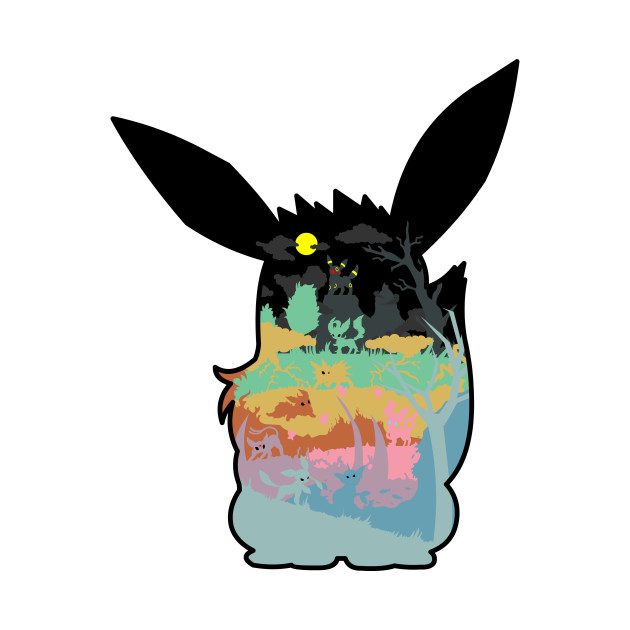 THE SPECTRUMS OF EEVEE V2