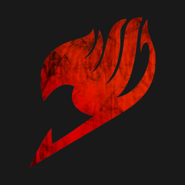 fairy tail guild logo anime tshirt teepublic