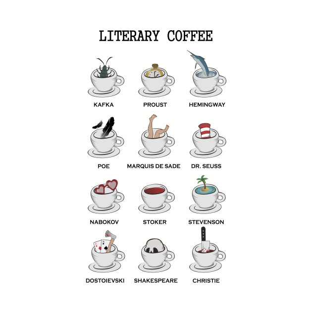 Literary coffee