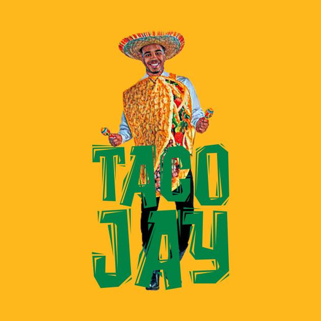 TACO JAY (green font)