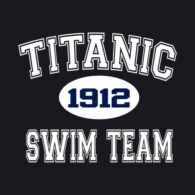 Titanic Swim Team 1912