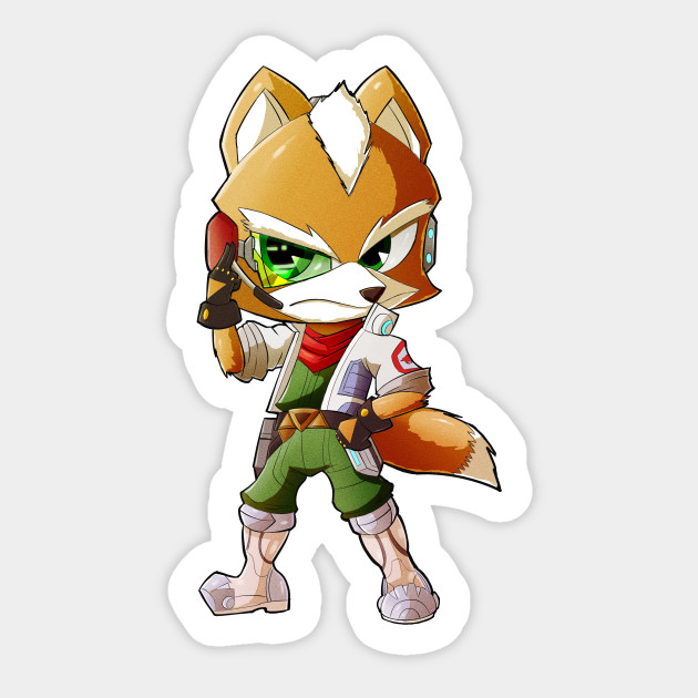 Fox Mccloud Chibi