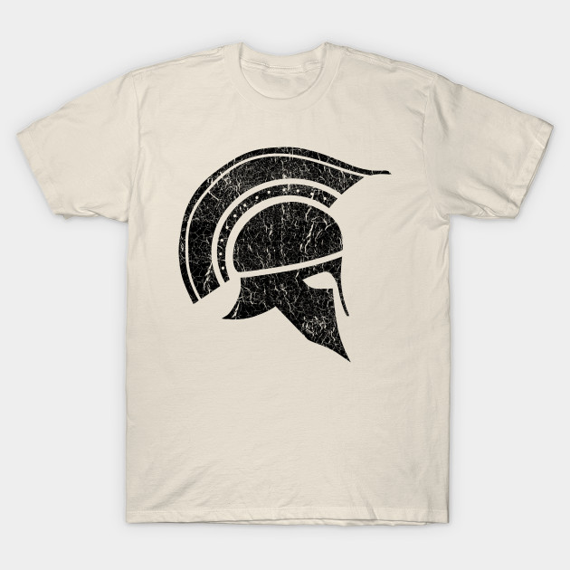 spartan maglietta  Greek Sparta Spartan Warrior - Spartan - T-Shirt   TeePublic
