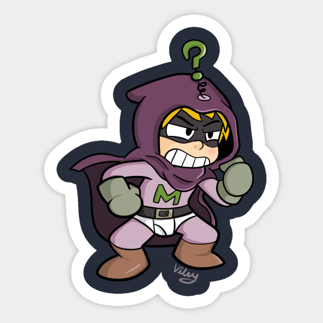 So mysterion is kenny