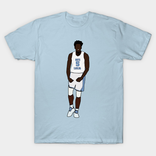 separation shoes 1afd1 a8a51 Nassir Little Celebration - University of North Carolina College NCAA  Basketball