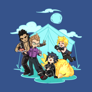 Final Fantasy Xv Gifts And Merchandise Teepublic