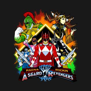 Asgard Revengers t-shirts