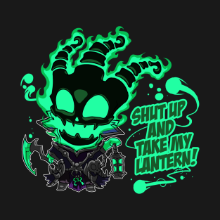 League of Legends - Thresh t-shirts