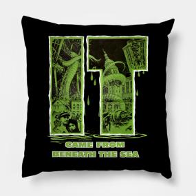 Ray Harryhausen Pillows   TeePublic