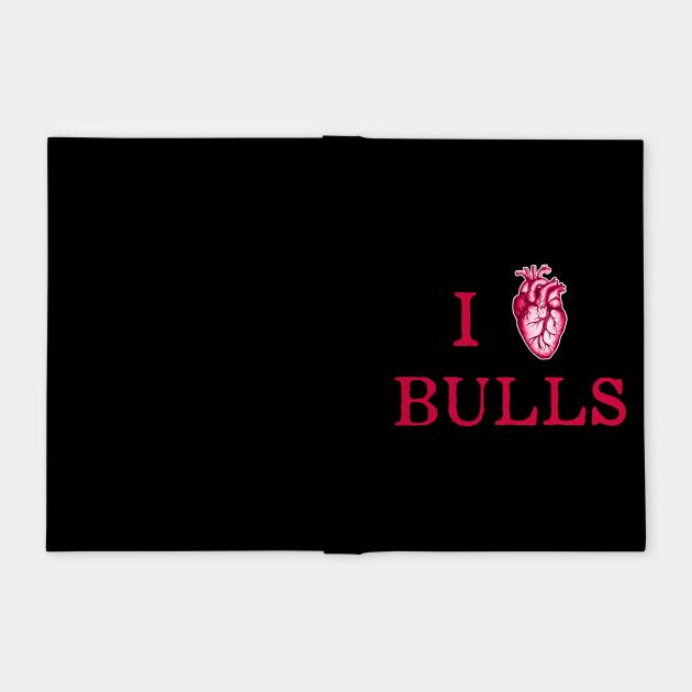 I Love Bulls - Chicago Bulls