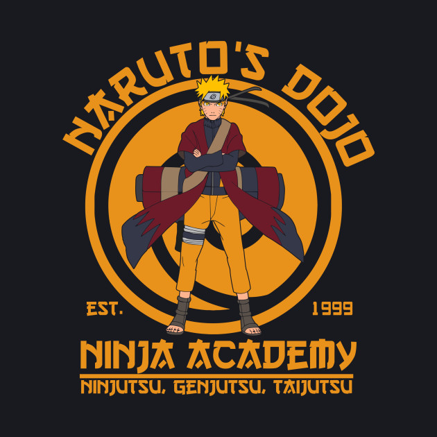 Naruto's dojo