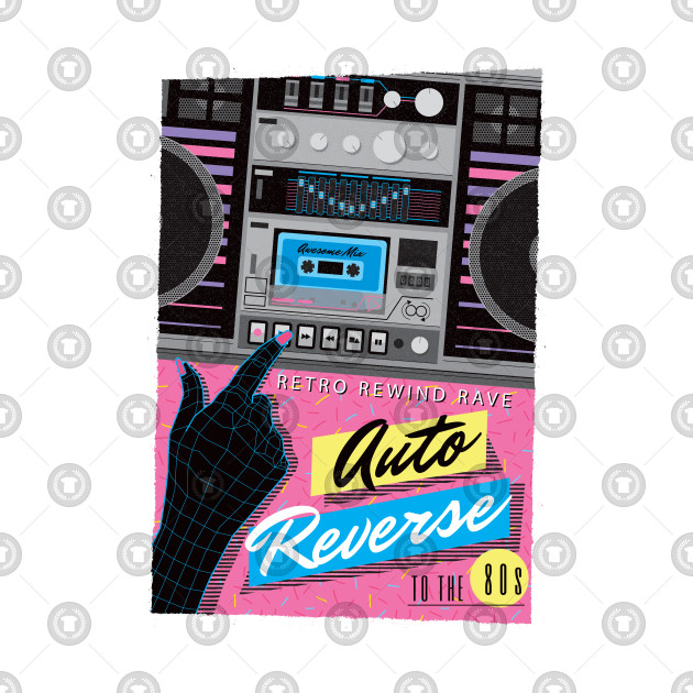 Eighties Party Rewind