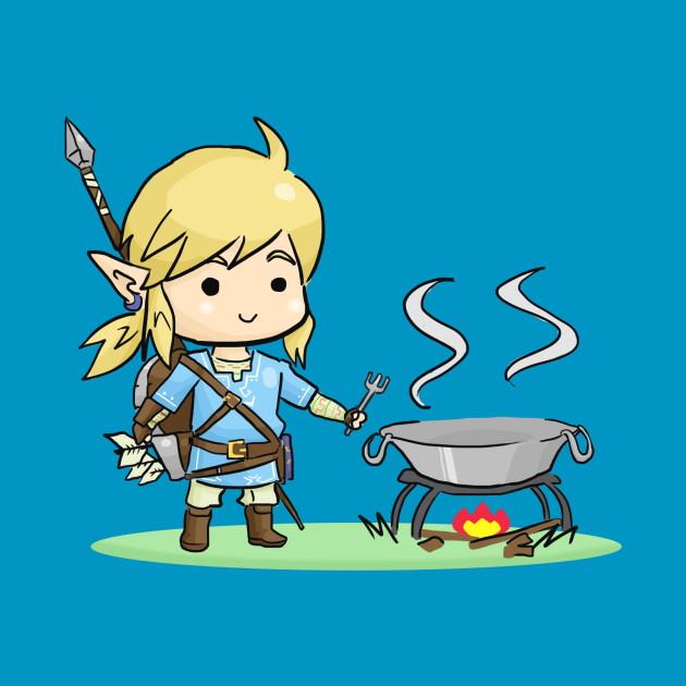The legend of Cooking Link