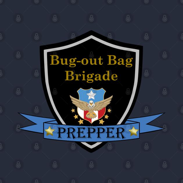 Survivalist Prepper Bug-Out Bag Brigade