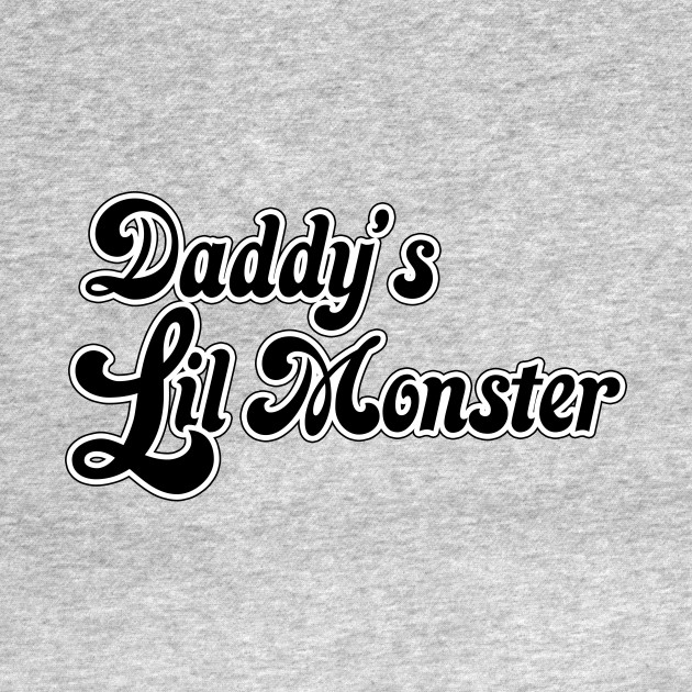 Harley Quinn Daddy's Lil Monster
