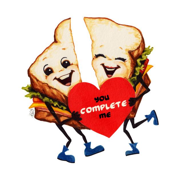 Valentine Sandwich