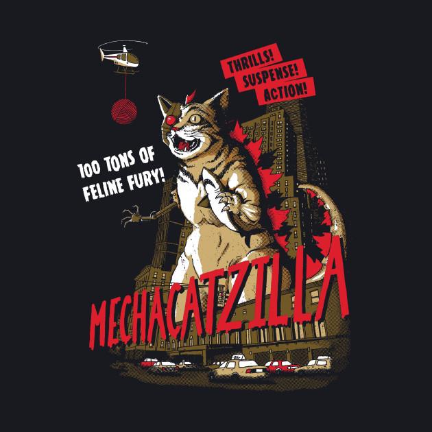 MechaCatzilla V2
