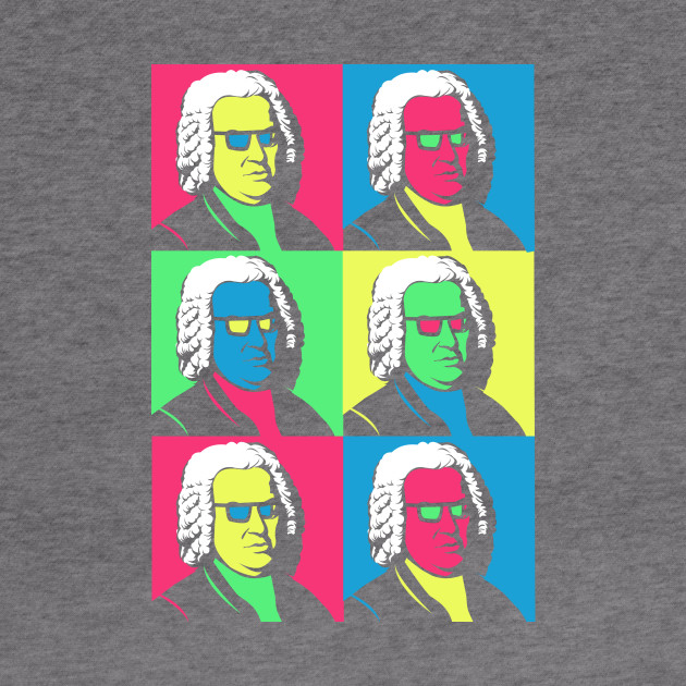 Bach Pop Art