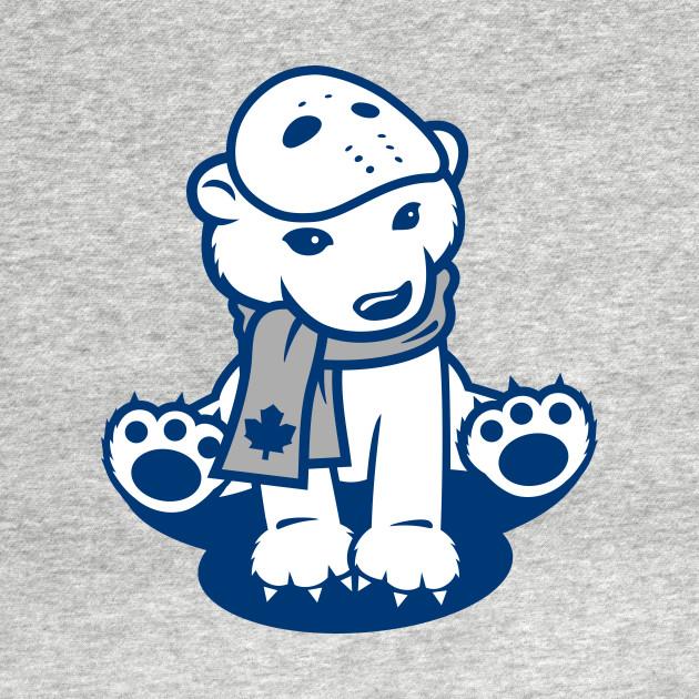 Lil Leafs Toronto Maple Leafs Crewneck Sweatshirt Teepublic