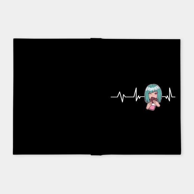 Anime & Chocolate Heartbeat Anime Gift Anime & Chocolate