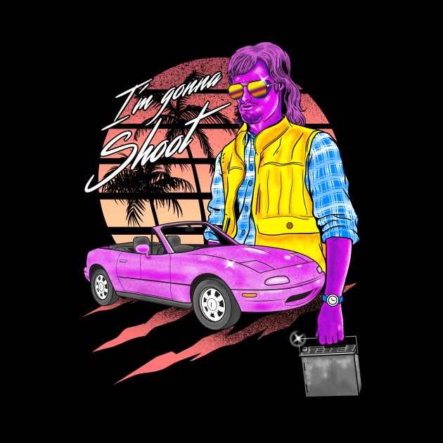 Classic MacGruber Synthwave