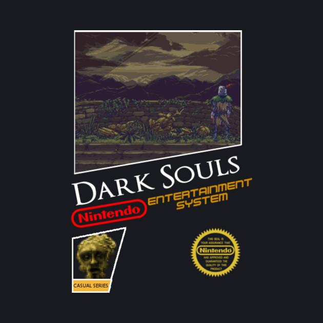 Dark Souls NES (Solaire Edition)