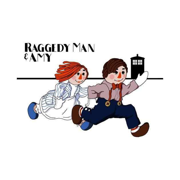 Raggedy Man and Amy