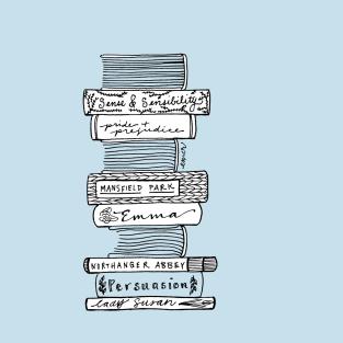 b62535d79 Jane Austen T-Shirts | TeePublic