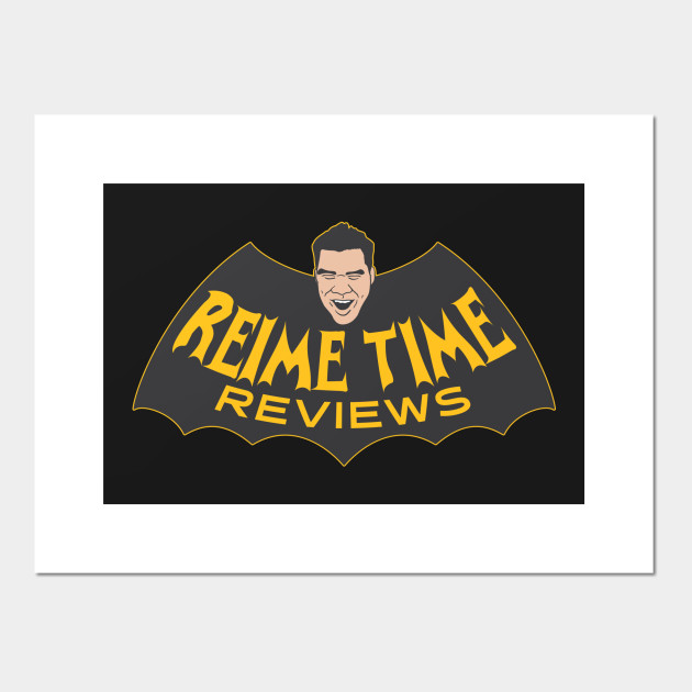 Reime Time Logobat Symbol Reime Time Reviews Posters And Art