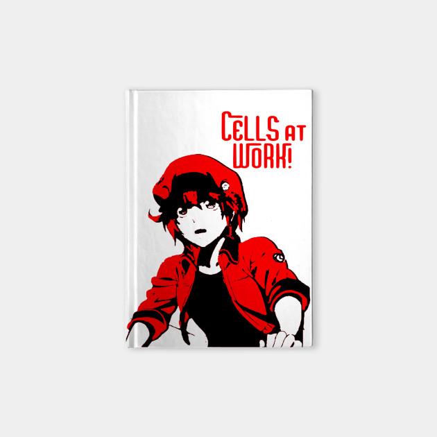 Red Blood Cell Hataraku Saibou