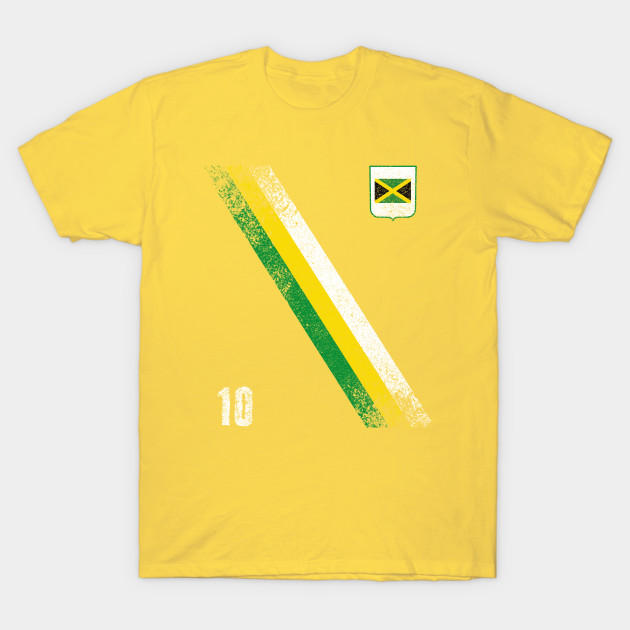 jamaica soccer jersey