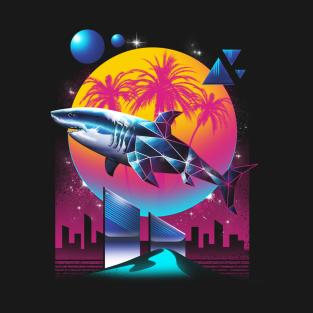 Rad Shark t-shirts