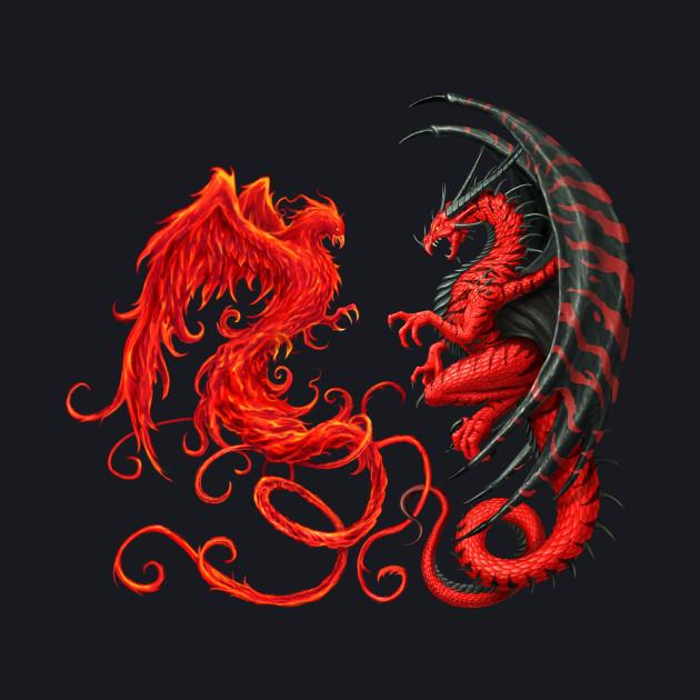 Phoenix vs Dragon