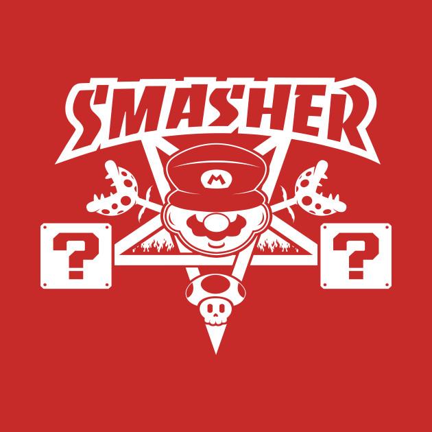 Smasher T-Shirt